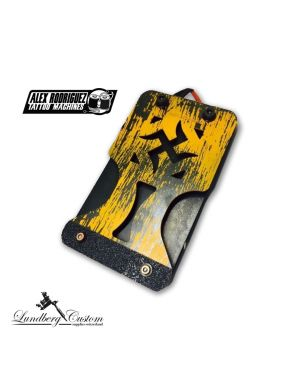 Alex Rodriguez Big Foot Footswitch Yellow